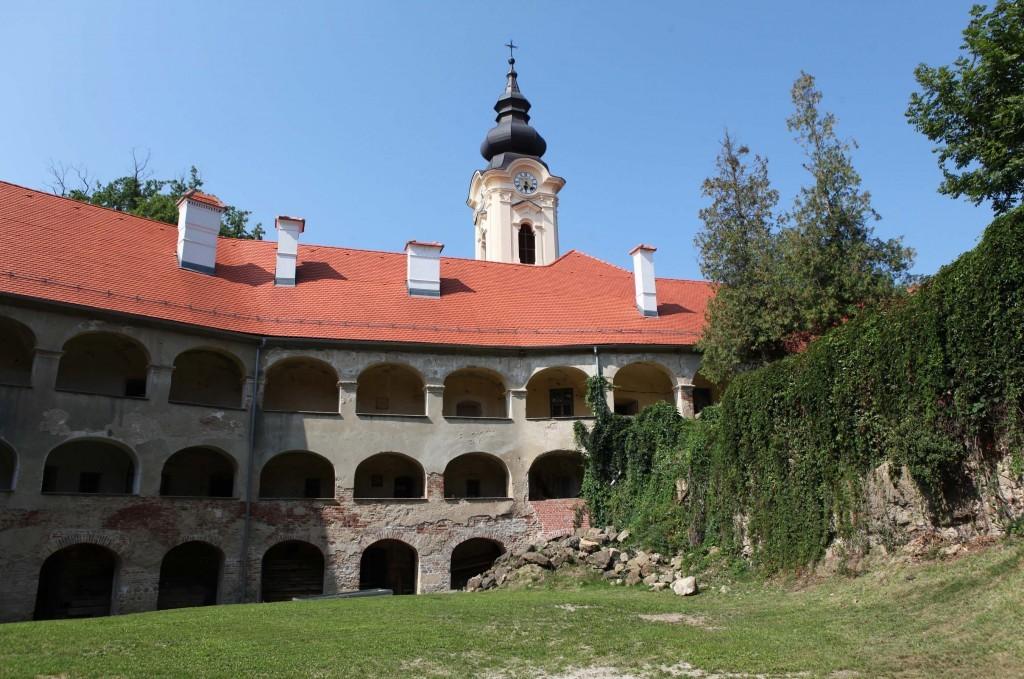 Das Schloss in Goričko