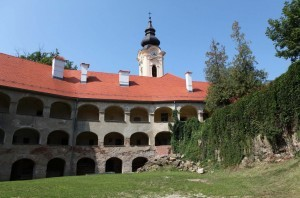 Castle in Goričko